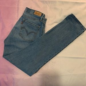 Levi's Perfect Waist 525 Staight Leg Jeans